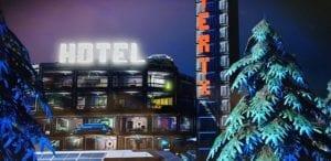 Hotel Asteryx